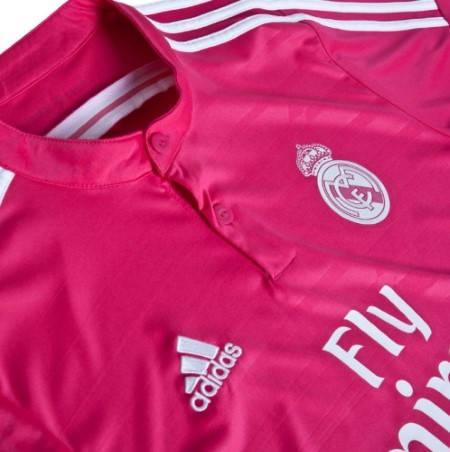 Официална Фланелка Реал Мадрид REAL MADRID Mens Away Shirt 14-15 501071a  изображение 3