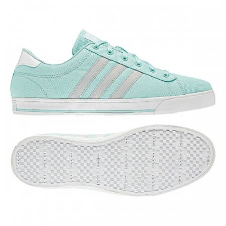 Дамски Обувки ADIDAS Ladies SE Daily QT Low Trainers 200606 X73590 изображение 2