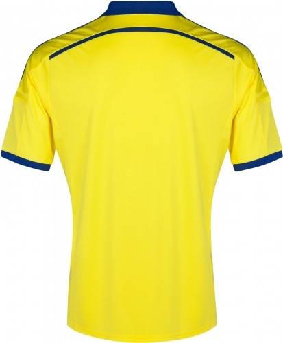 Официална Фланелка Челси CHELSEA Mens Away Shirt 14-15 501069a  изображение 2