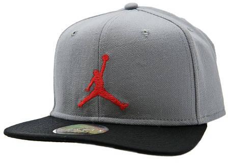 Шапка NIKE Air Jordan True Jumpman Snapback 400910b 513405-024