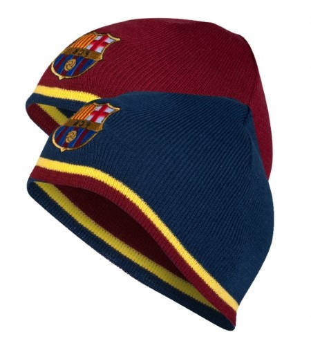 Двулицева Зимна Шапка BARCELONA Reversible Knitted Hat 500475 9147-v35revba