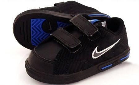 Бебешки Обувки NIKE Capri 2010 TDV 300111 401968-014 изображение 2