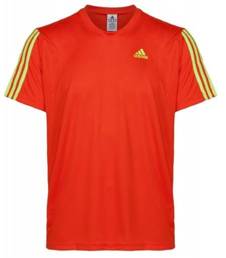 Мъжка Тениска ADIDAS QR Running T-Shirt 100705