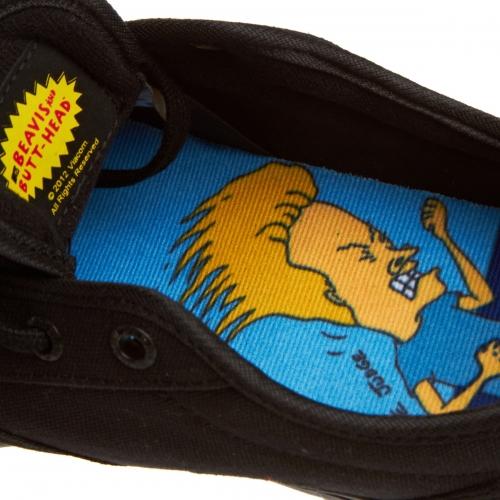 Мъжки Обувки GLOBE Motley Beavis and Butt-Head W13 100657a 30302400298 - BLACK BNB изображение 8