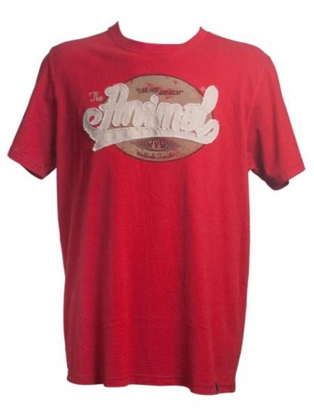 Мъжка Тениска ANIMAL Binnacle SV019 100611