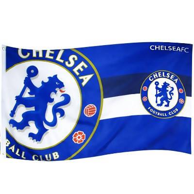 Знаме CHELSEA Big Flag 500437