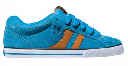 Мъжки Обувки GLOBE Encore 2 SS14 100787 30302400312 - Blue/Orange