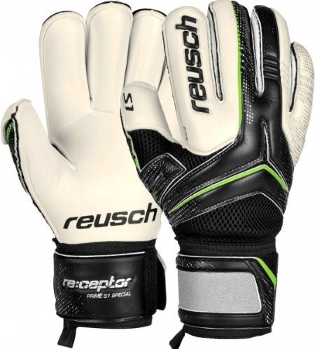 Вратарски Ръкавици REUSCH Receptor Prime S1 Special SS15 401826 3570205-701