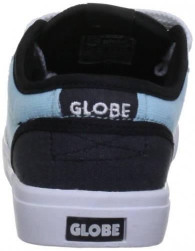 Детски Обувки GLOBE Motley Kids S13 300242 30302400272 - VINTAGE BLACK/SOFT BLUE изображение 4