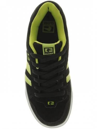Детски Обувки GLOBE Encore Kids S13 300103c 30302400270 - BLACK /LIME изображение 8
