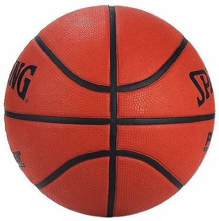 Баскетболна Топка SPALDING Power Center Brick Rubber Basketball 400963 73-567Z изображение 3