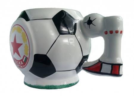 Чаша CSKA Ceramic Crest Mug 500821  изображение 2