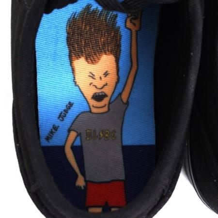 Мъжки Обувки GLOBE Motley Beavis and Butt-Head W13 100657a 30302400298 - BLACK BNB изображение 7