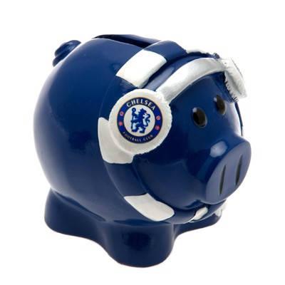 Касичка CHELSEA Scarf Piggy Bank 500115