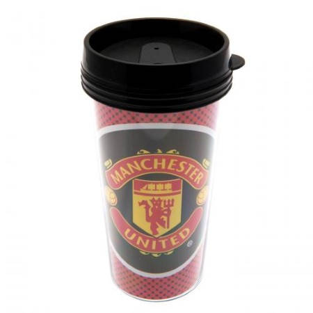 Чаша MANCHESTER UNITED Plastic Travel Mug 501129 10807