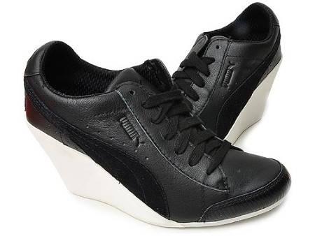 Дамски Обувки PUMA Karmin Lace 200375 35237701 изображение 7
