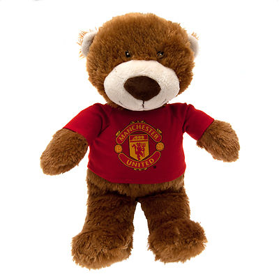 Плюшено Мече MANCHESTER UNITED Teddy Bear 500528a