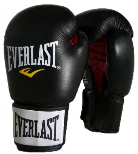 Боксови Ръкавици EVERLAST Boxing Gloves Moulded Foam Training Leather 401870