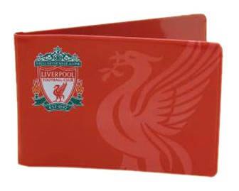 Калъф За Документи LIVERPOOL Travel Card Wallet 500734