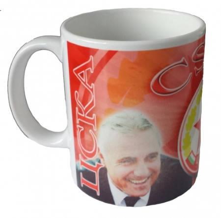 Чаша CSKA Ceramic Mug Hristo Stoichkov 8 500717a  изображение 2