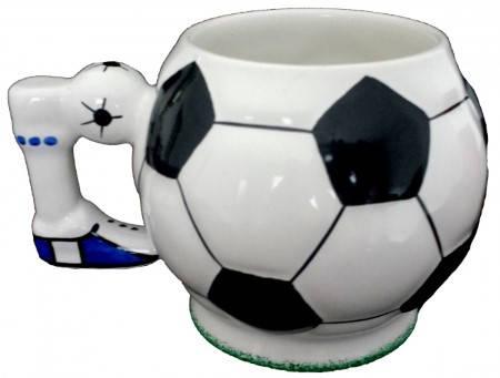 Чаша LEVSKI Crest Ceramic Football Mug 100 Years 500828a  изображение 2