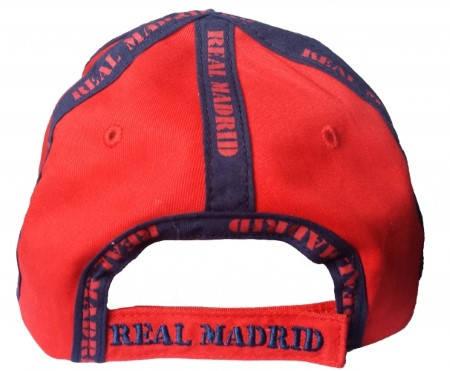 Шапка REAL MADRID Cap PKS 501358  изображение 3