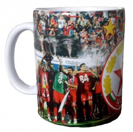 Чаша CSKA Ceramic Mug PKS 501382  изображение 3