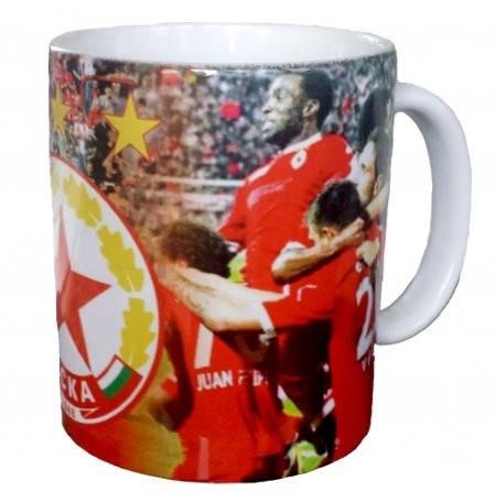 Чаша CSKA Ceramic Mug PKS 501382  изображение 5