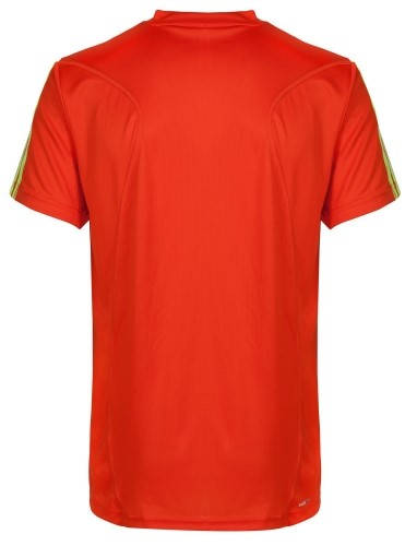 Мъжка Тениска ADIDAS QR Running T-Shirt 100705  изображение 2