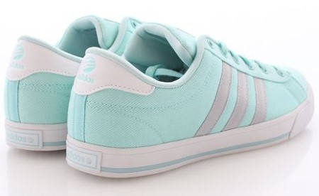 Дамски Обувки ADIDAS Ladies SE Daily QT Low Trainers 200606 X73590 изображение 6