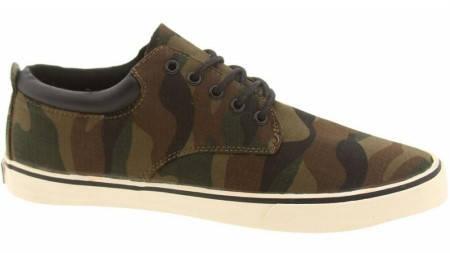 Мъжки Обувки RADII The Jack Camo Ripstop 101095b