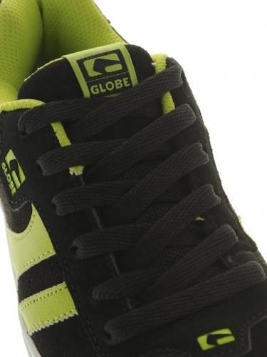Детски Обувки GLOBE Encore Kids S13 300103c 30302400270 - BLACK /LIME изображение 5