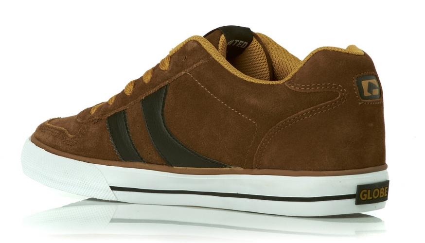 Мъжки Обувки GLOBE Encore 2 S13 100633d 30302400281 - TOFFEE/INCA GOLD изображение 2