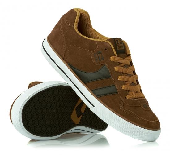 Мъжки Обувки GLOBE Encore 2 S13 100633d 30302400281 - TOFFEE/INCA GOLD изображение 6