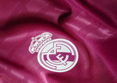 Официална Фланелка Реал Мадрид REAL MADRID Mens Away Shirt 14-15 501071a  изображение 4