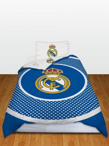Спално Бельо REAL MADRID Single Duvet Set 500291d g05duvrmbe