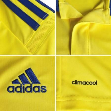 Официална Фланелка Челси CHELSEA Mens Away Shirt 14-15 501069a  изображение 4