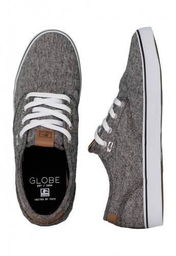 Мъжки Обувки GLOBE Motley S13 100629b 30302400286 - TWEED/TOFFEE изображение 2