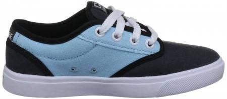 Детски Обувки GLOBE Motley Kids S13 300242 30302400272 - VINTAGE BLACK/SOFT BLUE изображение 7