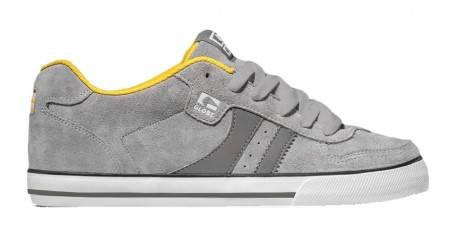 Мъжки Обувки GLOBE Encore 2 SS14 100787a 30302400312 - Grey/Yellow