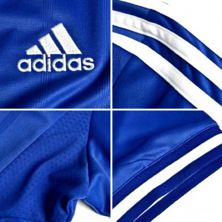 Мъжка Тениска ADIDAS Chelsea Mens Home Shirt 13/14 100644  изображение 4