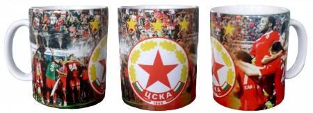 Чаша CSKA Ceramic Mug PKS 501382  изображение 2