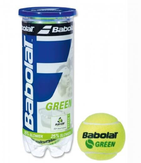 Тенис Топки BABOLAT Green x3 401364 501034