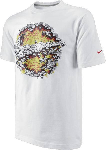 Мъжка Тениска NIKE Blacktop Blow Up 100691 451163-100