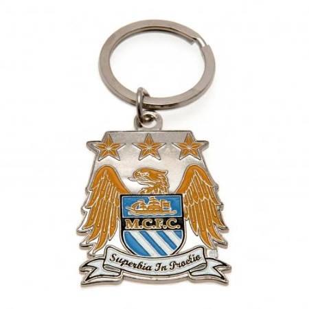 Ключодържател MANCHESTER CITY Crest Keyring 500949