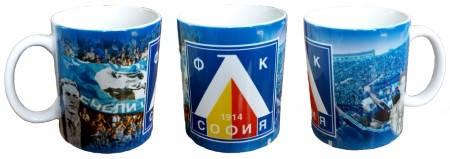 Чаша LEVSKI Mug PKS 501395