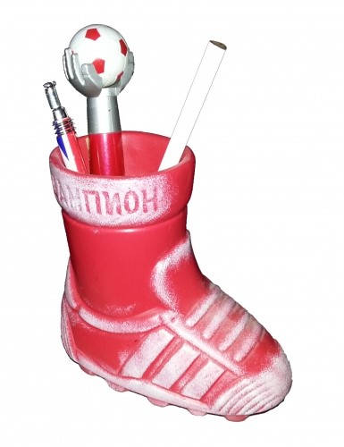 Моливник CSKA Ceramic Football Boot 500776  изображение 5