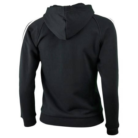 Детски Суичър ADIDAS Essential 3 Stripe Full Zip Hoodie 300320 E15299 изображение 2