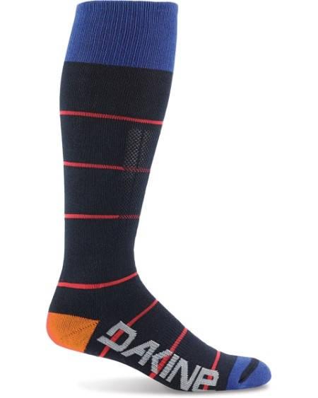 Мъжки Калци DAKINE Mens Highback Sock W14 101025 30309500186-BLACKSTRPE