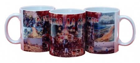 Чаша CSKA Ceramic Mug GG 500724  изображение 5